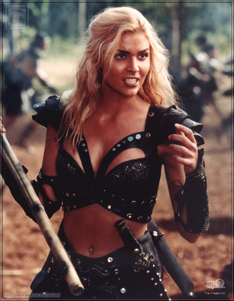 Hudson leick callisto the sexiest warrior 9